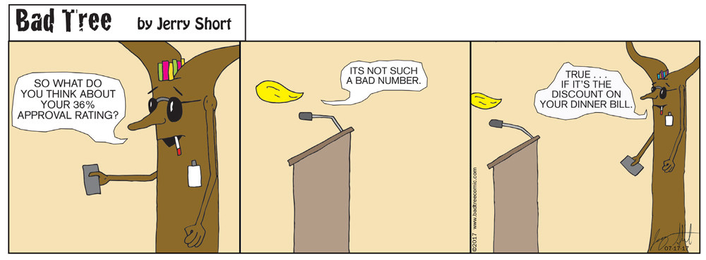 Bad Tree Comic - Bad Number?