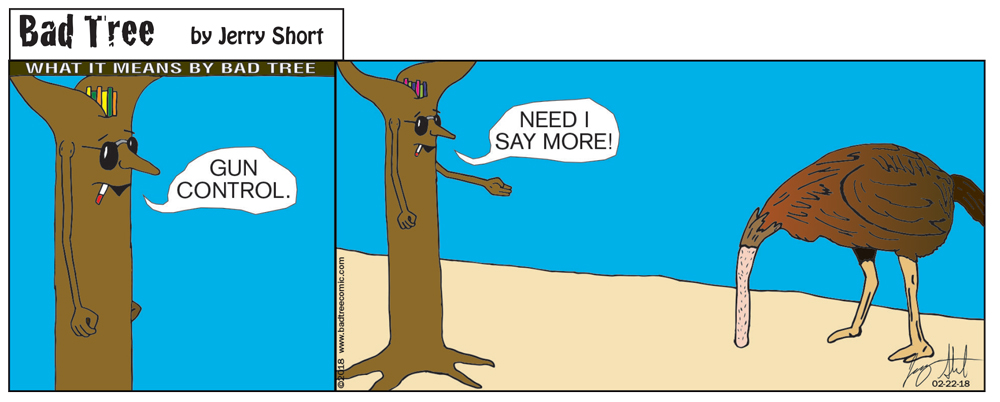 Bad Tree Comic - Definitions