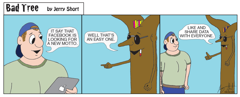 Bad Tree Comic - Who's Surprised