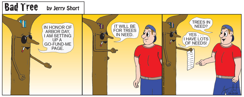 Bad Tree Comic - Needs