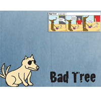 Bad Tree Background 3